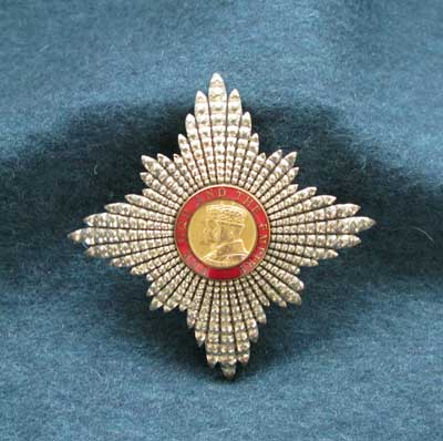 Breast Star of the DBE